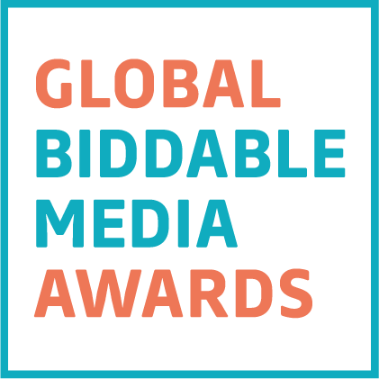 Global Biddable Media Awards logo